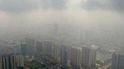 Hà Nội: Không khí bị ô nhiễm nặng vào ban đêm