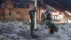 Gần 2.000 tấn chất thải ở Rạng Đông được chuyển lên bãi rác Nam Sơn