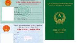 Đổi CMND sang thẻ căn cước công dân có phải làm lại hộ chiếu?