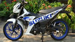 2020 Suzuki Satria F150 quá mạnh, Winner X, Exciter chao đảo