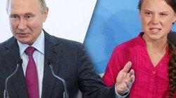 Phản ứng bất ngờ của Putin về cô gái trẻ phát biểu chấn động LHQ