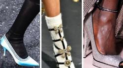 Giày chiến đấu, bốt buộc dây...: 7 xu hướng giày chất nhất mùa mới