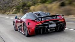 """Siêu xe có tốc độ khiến """"quái vật"""" Bugatti cũng phải dè chừng"""