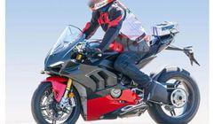 """Lộ siêu xe Ducati Panigale V4 Superleggera phủ carbon cực """"độc"""""""