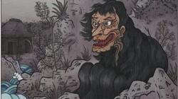 Con yêu quái Ba Bị đáng sợ trong truyền thuyết Nhật Bản