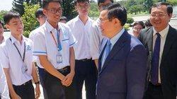 PTT Vương Đình Huệ: Lên đỉnh cao để phục vụ, phát triển đất nước