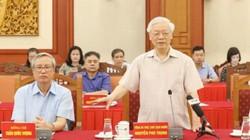 Trung ương sẽ góp ý những nội dung quan trọng trình Đại hội XIII