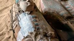 Đào cống ngầm ở Ai Cập, tình cờ phát hiện ngôi đền pharaoh 2.200 năm tuổi