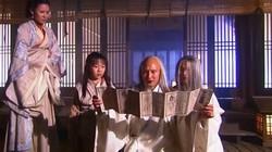 Vị cao nhân giúp Trương Vô Kỵ thoát chết lúc nhỏ là ai?