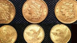 Tìm thấy kho vàng hàng triệu USD trong xác tàu đắm gần 200 năm ở Mỹ