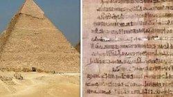 Cuộn giấy xưng tội 3.000 năm tuổi tiết lộ bí mật ngôi mộ cổ Ai Cập