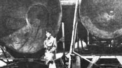 Đại bác âm thanh: Thứ vũ khí tàn ác và quái dị của Phát xít Đức