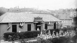 Hình độc về hội quán Binh sĩ Đông Dương ở nước Pháp xưa