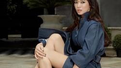 Song Hye Kyo đứng số 1 bình chọn sau cuộc ly hôn với chồng trẻ