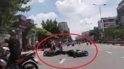 VIDEO: Cảnh sát hình sự truy bắt cướp như phim hành động