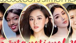 Á hậu Tường San được Missosology dự đoán đăng quang Hoa hậu Quốc tế 2019