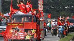 Đội tuyển Việt Nam đấu Malaysia: Ô tô, xe máy di chuyển thế nào ở Hà Nội?