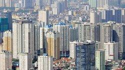 Hình ảnh Hà Nội hiện đại với các tòa nhà cao tầng mọc lên san sát