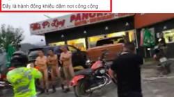 4 người đàn ông khỏa thân trên Mã Pí Lèng: Dân mạng phẫn nộ đề nghị công an vào cuộc