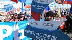 Tin thế giới: Nga tính đổi tên bán đảo Crimea