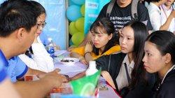 Ngày hội việc làm thu hút 10.000 lượt sinh viên