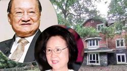 """Cha đẻ """"Thần điêu đại hiệp"""" mua biệt thự 200 tỷ chỉ để mời nữ sĩ Quỳnh Dao tới nhà"""