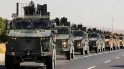 Nóng: Thổ Nhĩ Kỳ chính thức mở chiến dịch giáng đòn đồng minh của Mỹ ở Syria