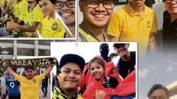 2.000 CĐV Malaysia hừng hực khí thế kéo sang sân Mỹ Đình tối nay