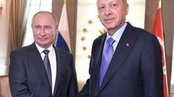 Giữa lúc nước sôi lửa bỏng ở Syria, Putin -Erdogan điện đàm bàn kế