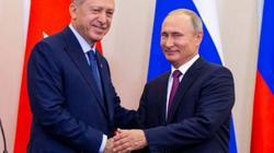 Putin áp chiến thuật vừa rắn vừa mềm với Thổ Nhĩ Kỳ ở Syria