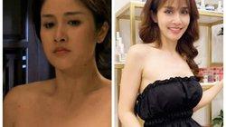 Clip: Vẻ nóng bỏng của mẹ kế dan díu với con chồng hot nhất màn ảnh Việt