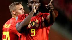 Kết quả vòng loại Euro 2020 đêm 10/10, rạng sáng 11/10: Bỉ thắng hủy diệt, Lukaku đi vào lịch sử