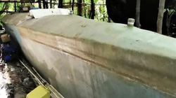 Hải quân Colombia tập trận, tìm thấy tàu ngầm chở ma túy ở nơi không ngờ