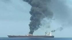 Nóng: Tàu dầu Iran trúng tên lửa, Tehran nổi giận