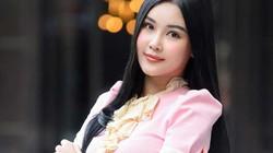 Hoa hậu Lê Âu Ngân Anh ái mộ Quang Hải