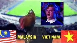 """Thần kê """"lên đĩa"""" chỉ vì dám dự đoán Malaysia thắng Việt Nam"""