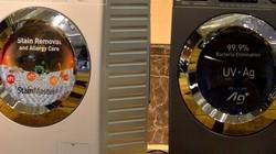 Panasonic tung tủ lạnh có thể diệt khuẩn bằng tia UV và tinh thể bạc