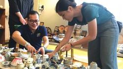 Chợ phiên đồ gốm độc lạ ở Sài Gòn