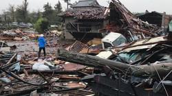 Hình ảnh kinh hoàng khi siêu bão Hagibis xé toạc nhà cửa, làm nhiều người chết