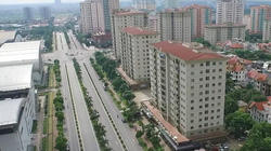 Nguồn cung căn hộ có xu hướng dịch chuyển xa trung tâm Hà Nội
