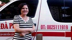 Người phụ nữ bán đất mua xe cứu thương chở miễn phí bị nói 'lừa đảo'