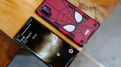 Ngắm bộ ốp lưng siêu anh hùng Marvel dành cho Samsung Galaxy Note10+