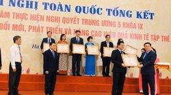 Kinh tế tập thể phát triển, Đà Nẵng được Thủ tướng khen thưởng