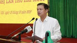 Hà Nội xử lý kỷ luật 19 tổ chức đảng, 1 Bí thư huyện ủy