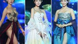 Người Hàn Quốc, Nhật Bản bức xúc vì các mỹ nhân mặc quốc phục phản cảm