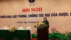 Bộ trưởng Nguyễn Thị Kim Tiến: Gánh nặng do lạm dụng rượu bia là rất lớn