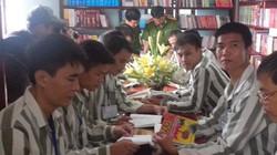 Thư viện sách trại giam Phú Sơn 4: 5 năm hoạt động có2.670 cuốn sách