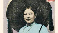Ảnh chân dung tuyệt đẹp của phụ nữ Hà Nội một thế kỷ trước
