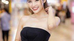 Hoa hậu Phan Hoàng Thu làm điều đã hứa vì tuyển Việt Nam