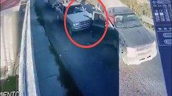 Băng nhóm có vũ khí Mexico táo tợn chặn xe, bắt cóc gia đình 8 người giữa ban ngày